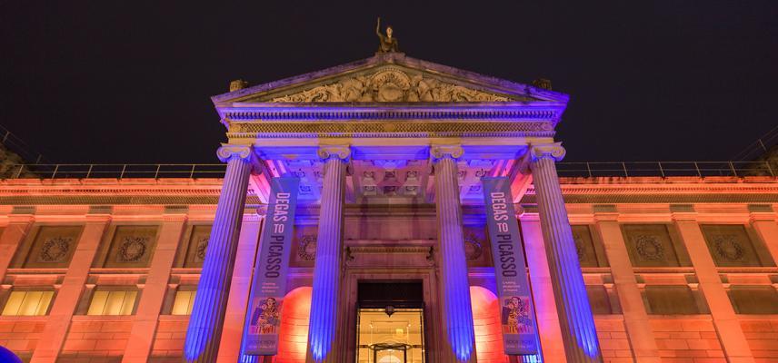 Ashmolean Museum, Oxford - Ian Wallman