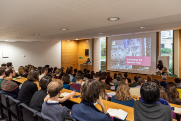 2019 Future Humanities Cohort Day with NT