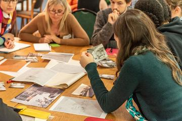 2019 Cohort Day session on research in the heritage sector